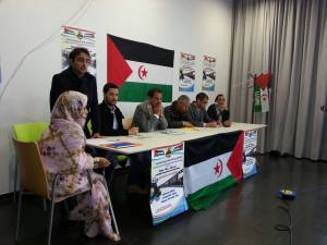 Liga de Periodista Sahara 1