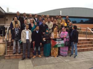 Liga de Periodista Sahara 2