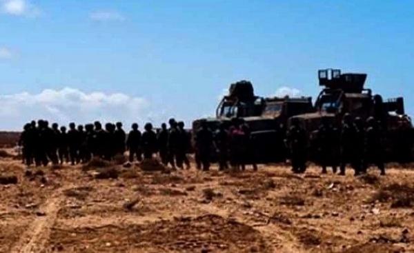 """Escalade marocaine dans la zone d'Alguergarat: l'Eucoco dénonce de """"nouvelles agressions"""" et des """"violations graves"""""""