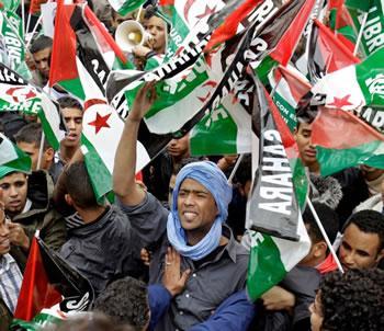 Pour une solution politique juste, durable, qui permette l'autodétermination du peuple du Sahara occidental
